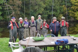 2016 Ladies Salmon School